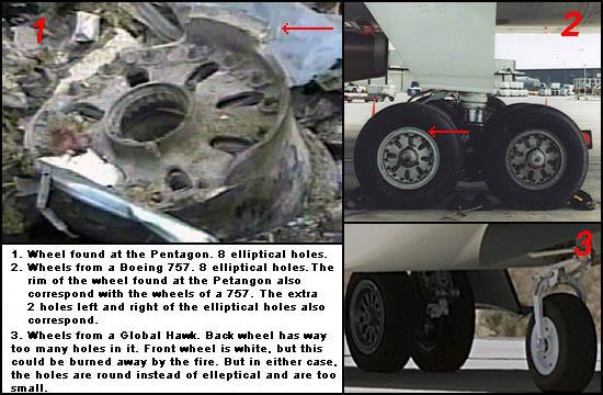Eyewitnesses To Flight 77 Crash