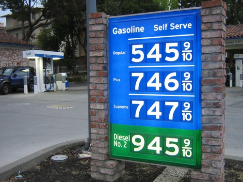the impact of high gasoline prices Ohio gas prices could go as high as $4 a gallon, the dayton business journal reports at least two kettering, ohio, stations were charging $309 a gallon for regular grade gas, the business .