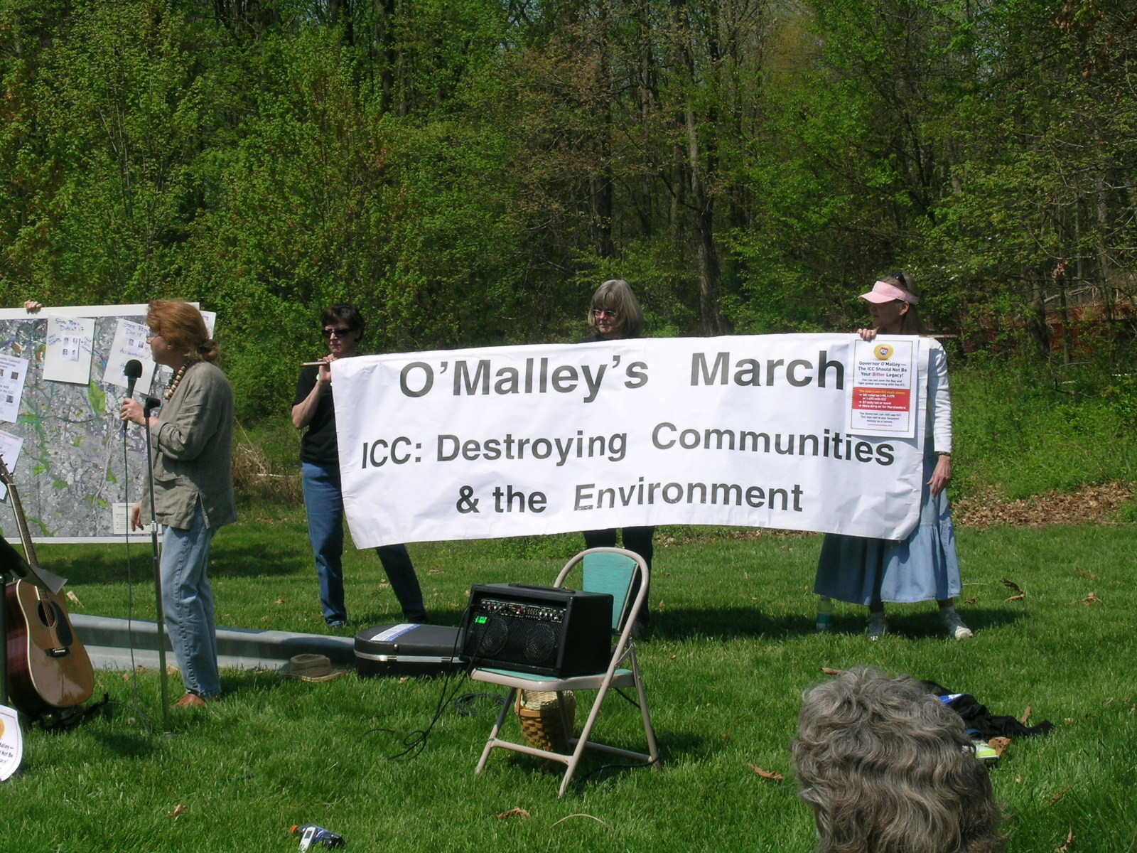 O'Malley's March destroys