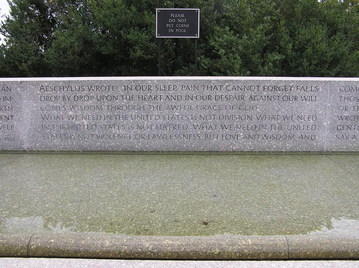 Rfk Grave Quotes